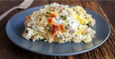 When Omelet Jumps Over The Fence And Lands In This Casserole, This Is The Yummy Result