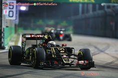 """Grosjean: """"El primer coche de seguridad virtual nos costó muy caro""""  #F1 #Formula1 #SingaporeGP"""