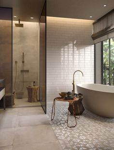 Elegance Tiles is delighted to announce the launch of Mega Slabs, a range of beautiful large format 2400 x tiles suitable for internal and external walls and internal floors. Cosy Bathroom, Washroom, Spa Inspired Bathroom, Modern Condo, Bathroom Design Luxury, Style Tile, Bathroom Inspiration, New Homes, Backsplash