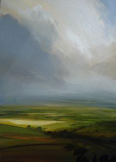 British landscape painter James Naughton=