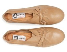 lanvin- I actually really like these shoes. With some capris or shorts with a cute polo tee perhaps..cute!!!