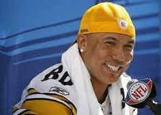 That KILOWATT smile from Hines Ward woul light up your day any time!!!