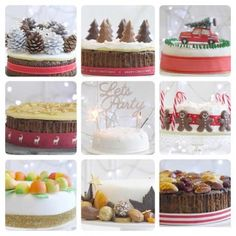 Christmas Cake Decorating Ideas - Woman And Home