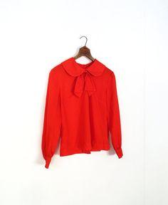 Vintage 60s blouse