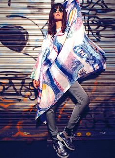 hipnosis de colores: sheila marquez by xevi muntane for harpers bazaar spain june 2013 | visual optimism; fashion editorials, shows, campaigns & more!