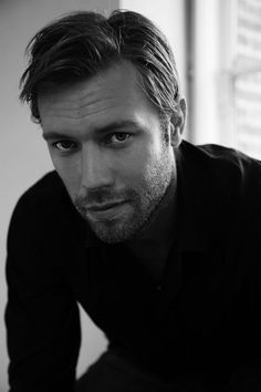 Jakob Cedergren (b. 1973) Swedish born #Danish #Actor.