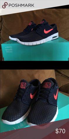 Stefan Janoski Max Stef Jan Max, worn 1x, great shape Nike Shoes Sneakers