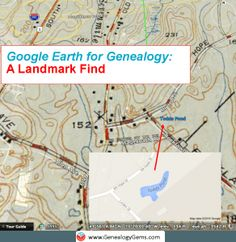 Using Google Earth for Family History