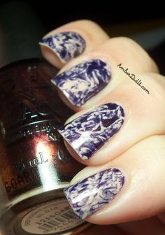 OPI Saran Wrap Nails