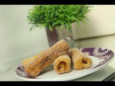 Churros de pão de forma: delicioso, MUITO fácil e sem ter trabalhão na cozinha - Vix