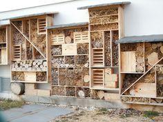 Hôtel pour insectes