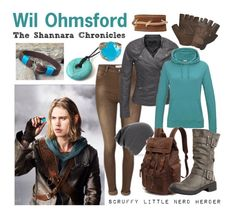 Everyday Cosplay | Wil Ohmsford {The Shannara Chronicles}