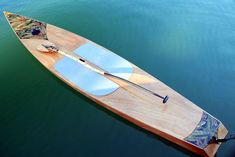 Boat Plans - Kaholo wooden stand-up paddleboard - Master Boat Builder with 31 Years of Experience Finally Releases Archive Of 518 Illustrated, Step-By-Step Boat Plans Sup Stand Up Paddle, Sup Paddle, Sup Surf, Kayak Boats, Canoe And Kayak, Wooden Paddle Boards, Wooden Surfboard, Boat Kits, Standup Paddle Board