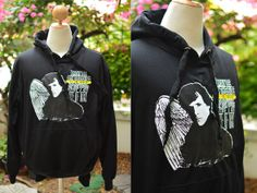 SHERLOCK bbc I may be on the side of the angels, but don't think for one second that I am one of them hoodie sweatshirt Long Sleeve Summer Is Coming, Sherlock Bbc, Graphic Sweatshirt, T Shirt, Hoodies, Sweatshirts, Nike Jacket, 10 Days, Long Sleeve