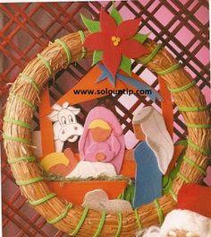Patrones navideños Gratis ~ Solountip.com