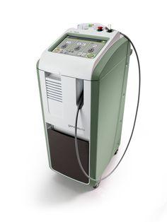 Cutera GenesisPlus Laser - Zoe Design Associates Cutera Laser, Medical Design, Sheet Metal, Control Panel, Health Care, Electronics, Consumer Electronics, Health