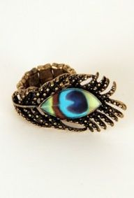 """awesome ring ~ too bad it's """"Currently Unavailable""""  ~ will be checking back on this one...I can wait pinned with Bazaart"""