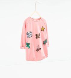 Floral Enfant Bébé Fille Pull Sweat Tops à capuche Vêtements Tenues
