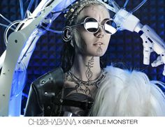 d115701f7f67 CHRISHABANA x GENTLE MONSTER — CHRISHABANA