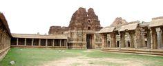 Tiruvengalanatha temple (Achyutaraya Temple), Hampi, Karnataka