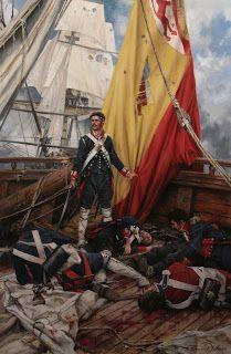 BELLUMARTIS HISTORIA MILITAR: HISTORIA DE LA BANDERA DE ESPAÑA