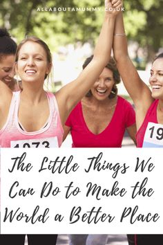 The Little Things We Can Do to Make the World a Better Place Mummy Bloggers, Little Things, Investigations, Lifestyle Blog, Charity, Encouragement, About Me Blog, Parenting, Posts