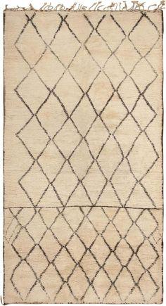 Vintage Morrocan Rug
