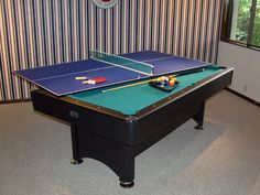Great 7 foot pool table pool table ideas pinterest tables pools and po - Table billard ping pong ...