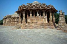 Sun Temple at Modhera, Gujarat