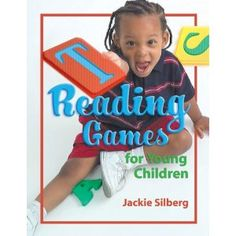Dad of Divas' Reviews: Book Review - Reading Games for Young Children