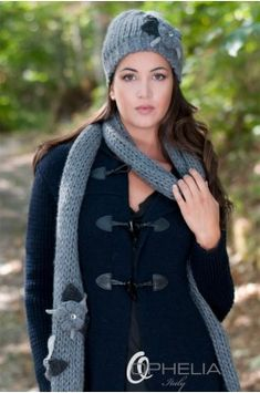 9e8ee7b9d8e 8 Best Hats and scarves handmade images