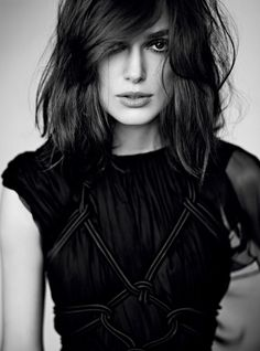 "Keira Knightley photographed by Nathaniel Goldberg in a photo shoot for ""Marie Claire"" US magazine march 2013......."