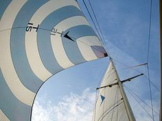 I can only imagine the feeling of the breeze blowing these sails!!!!