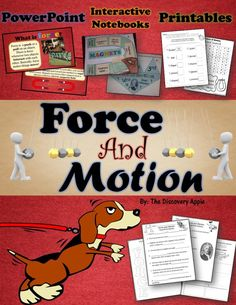 10 Awesome Force And Motion Activities And Extra Resources - The Discovery Apple