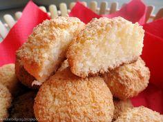 Smak Słodyczy: kokosanki