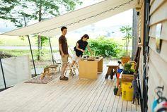 SALT | Landscape Products Interior Design Gazebo Pergola, Patio Roof, Outdoor Rooms, Outdoor Living, Outdoor Decor, Porch Shades, Door Decks, Interior And Exterior, Interior Design