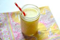 Pear Lemon Ginger Juice