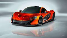 McLaren P1 Concept 1920 x 1080 wallpaper