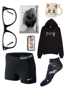 Untitled #179 by ellieblue15 on Polyvore featuring polyvore, fashion, style, NIKE, Muse and Samsung