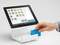 iPad Square Stand Point of Sale Payment Checkout Chip Reader Lightning Charger Square Register, Cash Register, Square Inc, Credit Card Readers, Ipad Holder, Point Of Sale, Apple Products, Plastic Surgery, Geek Stuff