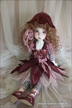 Doll by Liz Frost