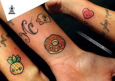 tatuajes kawaii - Buscar con Google
