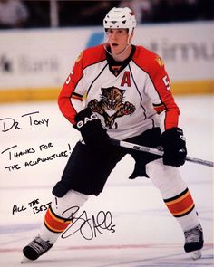 """""""Dr. Tony Thanks for"""