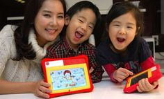 LG Kids Pad tablet launches tomorrow, wants to teach children new things Best Android Tablet, Nexus 10, Kids Gadgets, Best Windows, Windows 8, Tablets, Ipad Mini, Teaching Kids, South Korea