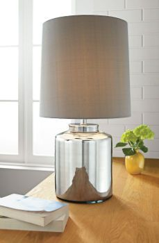 Lamp for dining room credenza?