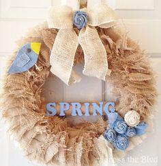 Spring+Wreath+Using+Burlap+and+Denim
