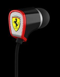 Ferrari Logic Headphones