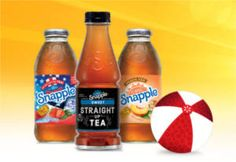 FREE Snapple Drink Coupon on June 10 on http://www.icravefreebies.com/