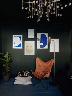 Habitat Voyeur – Style Memos Habitat Furniture, Modern Furniture, Brighton Houses, Soho Loft, Butterfly Chair, First Home, Dinner Table, White Walls, Interior Styling