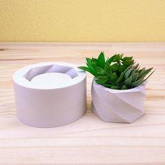 Molde de Vaso Ref-347 139, Tissue Holders, Facial Tissue, Planter Pots, Soap Holder, Barrel, Incense, Cup Holders, Decorative Vases